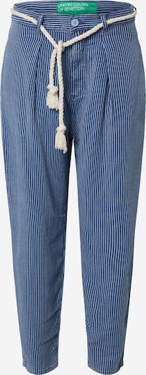 UNITED COLORS OF BENETTON Hose in blue denim, Produktansicht