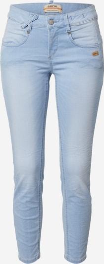 Gang Jean 'Nele X' en bleu clair, Vue avec produit