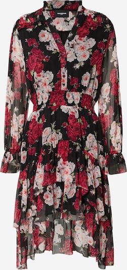 The Kooples Robe-chemise en rose / noir, Vue avec produit