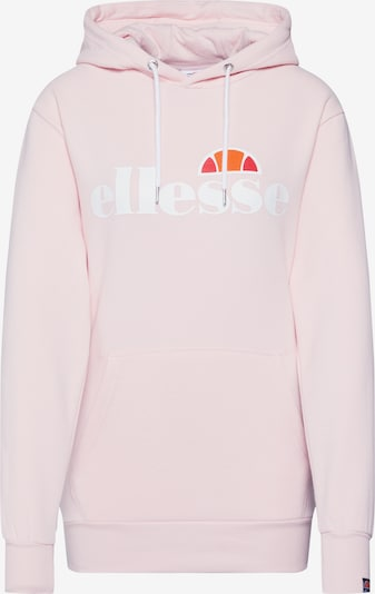 ELLESSE Sweat-shirt en rose, Vue avec produit