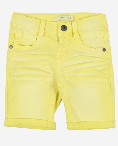 NAME IT Shorts in limone, Produktansicht