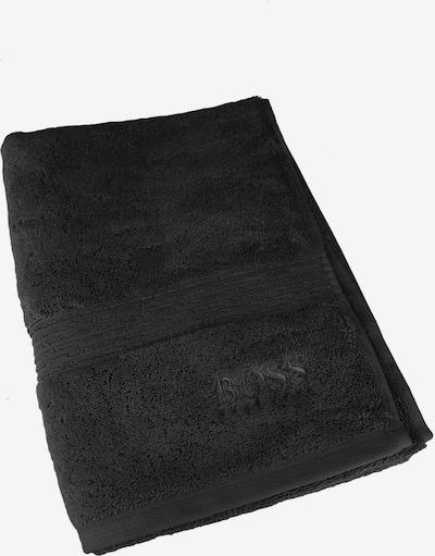 BOSS Home Duschtuch 'Loft' in schwarz, Produktansicht