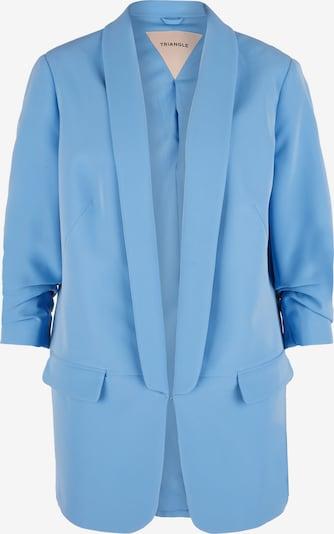 TRIANGLE Blazer en bleu clair, Vue avec produit