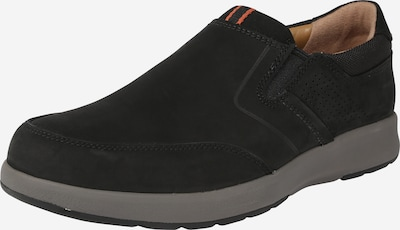 CLARKS Slipper 'Un Trail Step' in schwarz, Produktansicht