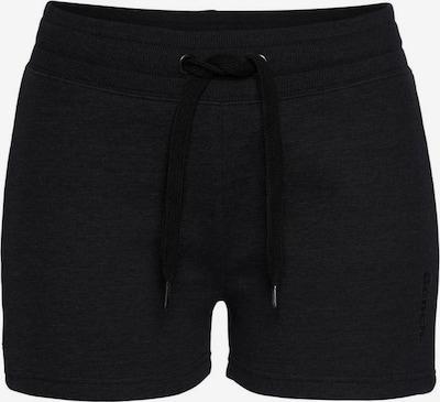 BENCH Shorts in schwarz, Produktansicht