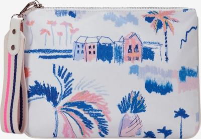 CODELLO Beauty Bag aus Canvas in offwhite, Produktansicht