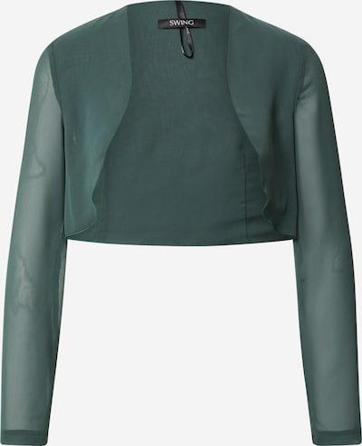 SWING Bolero in de kleur Jade groen, Productweergave