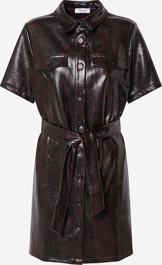 Liebesglück Košeľové šaty - bordové, Produkt