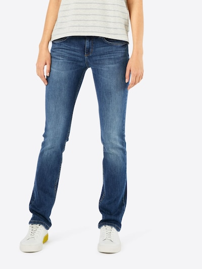 TOM TAILOR Jeans 'Alexa' in blue denim, Modelansicht