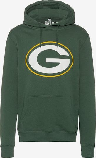 Fanatics Hoodie 'Green Bay Packers' in dunkelgrün, Produktansicht