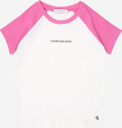 Calvin Klein Jeans Shirt in pink, Produktansicht
