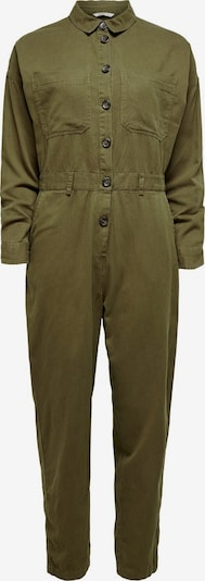 ONLY Jumpsuit 'Boiler' in de kleur Olijfgroen, Productweergave