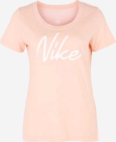 NIKE Sport-Shirt in koralle / weiß, Produktansicht