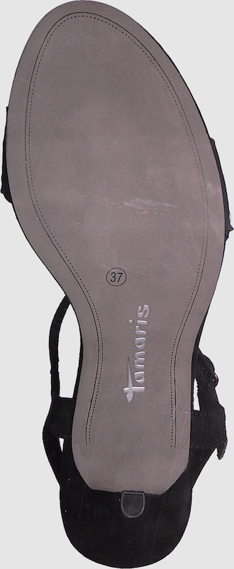 TAMARIS Sandale 'Strass High Sandal' Sandal' Sandal' 078dfb