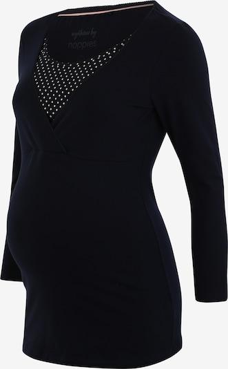 Noppies Shirt 'Demi' in nachtblau / weiß, Produktansicht