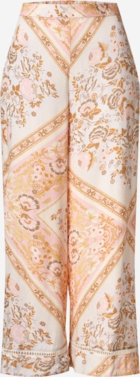 Miss Selfridge Hlače 'PAISLEY' | slonovina barva, Prikaz izdelka