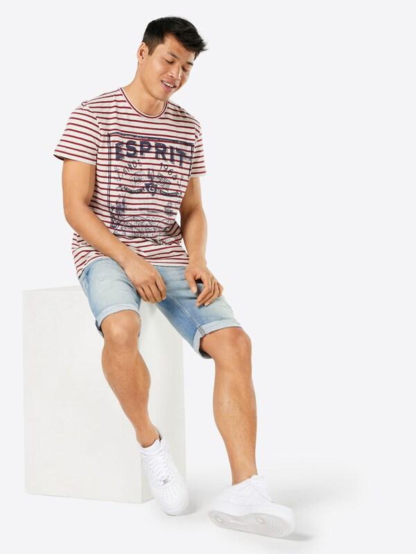 Esprit T-shirt In Stripe Optics