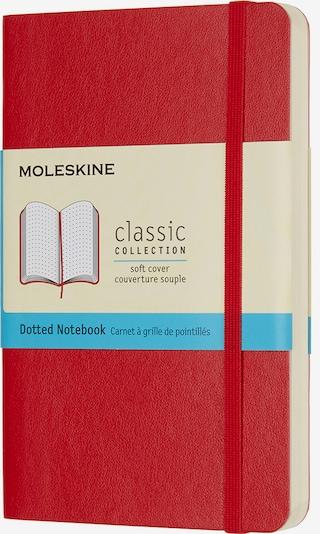 MOLESKINE Notizbücher P/A6- Punktraster in rot, Produktansicht