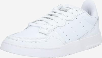 ADIDAS ORIGINALS Låg sneaker 'Supercout' i vit, Produktvy