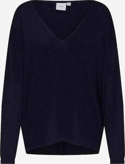 ICHI Pullover 'MAFA V LS2' in schwarz, Produktansicht