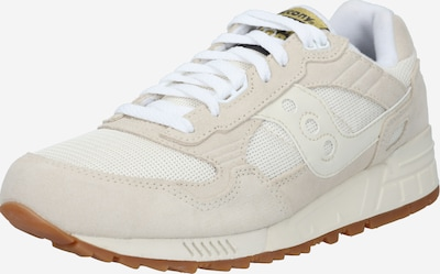 saucony Sneaker 'SHADOW 5000' in beige / weiß, Produktansicht