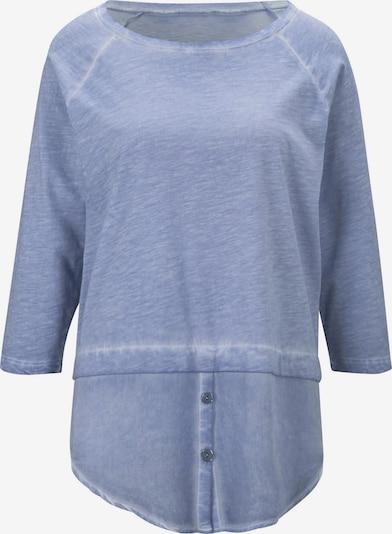 heine Shirt in blau, Produktansicht