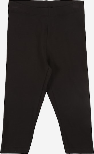 NAME IT Leggings in schwarz: Frontalansicht
