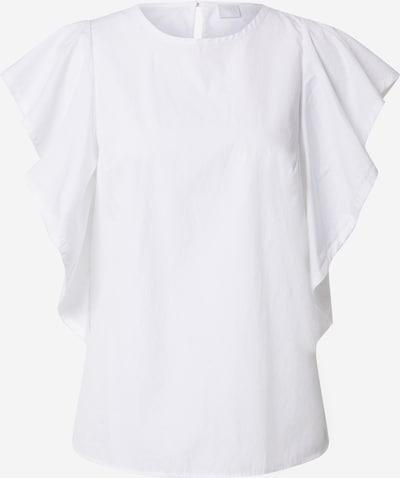 BOSS Dolga srajca 'Ciguida' | bela barva, Prikaz izdelka