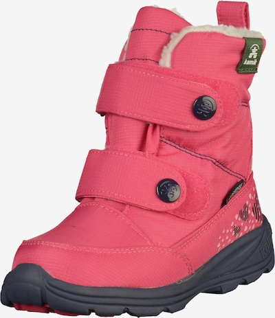 Kamik Stiefel in pink, Produktansicht