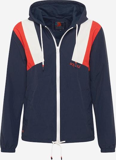 Hailys Men Prechodná bunda 'Daniel' - námornícka modrá, Produkt