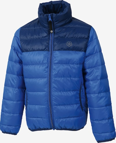 COLOR KIDS Übergangsjacke 'KING' in blau, Produktansicht