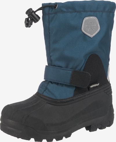 COLOR KIDS Winterstiefel 'SIANNA' in blau / schwarz, Produktansicht
