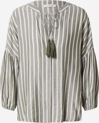 Rich & Royal Tunika | zelena / bela barva, Prikaz izdelka