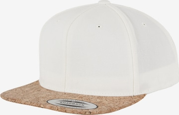 Flexfit Cap 'Cork' in White
