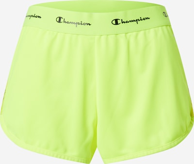 Pantaloni Champion Authentic Athletic Apparel pe galben, Vizualizare produs