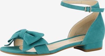 EVITA Sandale 'Salvina' in Blau