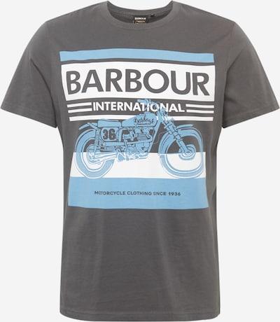 Barbour International Tričko - tmavě šedá, Produkt