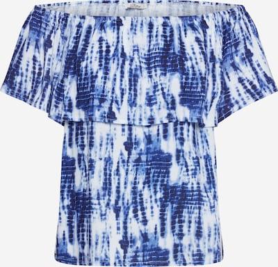 LTB Shirt 'BEJIHA' in blau / weiß, Produktansicht
