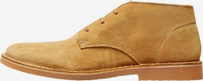 Botine Chukka SELECTED HOMME pe nisip: Privire frontală