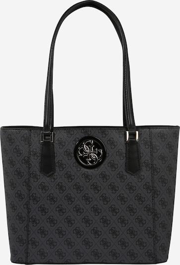 GUESS Tasche in dunkelgrau / schwarz, Produktansicht