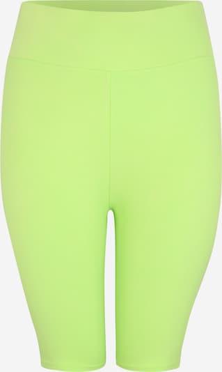 Tamprės iš Urban Classics Curvy , spalva - neoninė žalia, Prekių apžvalga