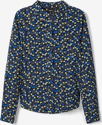 NAME IT Bluse in blau, Produktansicht