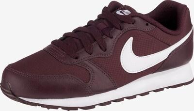 Nike Sportswear Sneakers Low 'MD Runner 2 Pe' in beere / weiß, Produktansicht