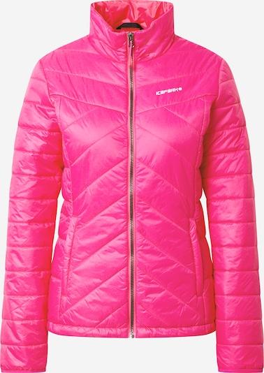 ICEPEAK Veste de sport 'SAFARA IX' en rose, Vue avec produit