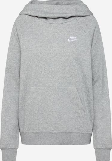 Nike Sportswear Sudadera en gris moteado, Vista del producto