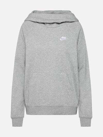 NIKE Sweatshirt mit Logo Stickerei in Weiß online kaufen