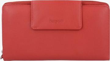 bugatti Portemonnaie 'Vertice' in Rot