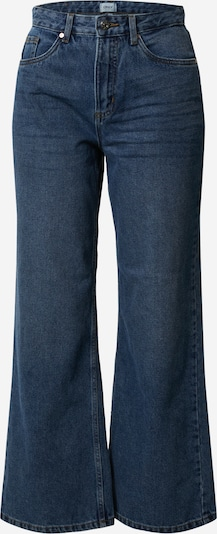 ONLY Jeans 'ONLBIANCA HW WIDE LEG DNM JEANS PIM' in de kleur Blauw: Vooraanzicht