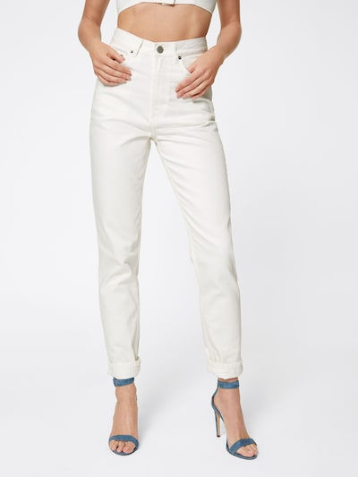 LeGer by Lena Gercke Jeans 'Lorin' in offwhite, Modelansicht