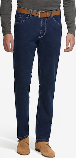 Meyer Hosen Jeans 'DUBLIN' in blau, Produktansicht